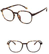 Окуляри для іміджу з прозорою лінзою очки для имиджа с прозрачной линзой