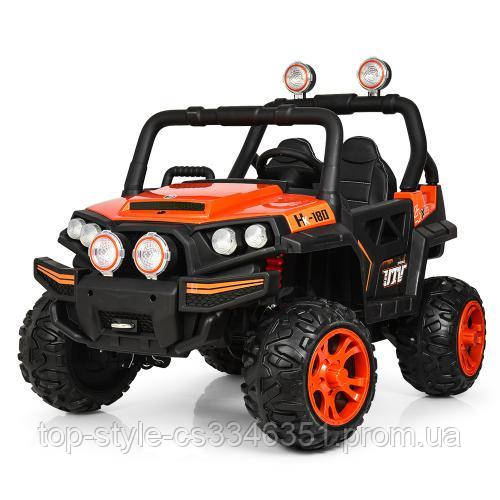 Электромобиль Bambi M 3825EBLR-7 Оранжевый