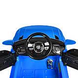 Электромобиль Bambi M 5396EBLR-4 Синий, фото 3