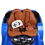 Электромобиль Bambi M 5396EBLR-4 Синий, фото 4