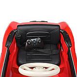 Электромобиль Bambi M 4169EBLR-3 Красный, фото 4