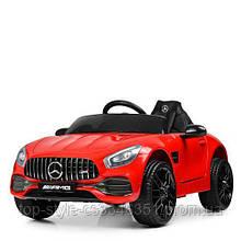 Детский электромобиль Mercedes AMG GT Красный