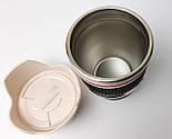 """Мужской подарок """"Мой фотограф любит виски"""": кружка-объектив, конфеты в банке, печенье с предсказаниями, фото 5"""