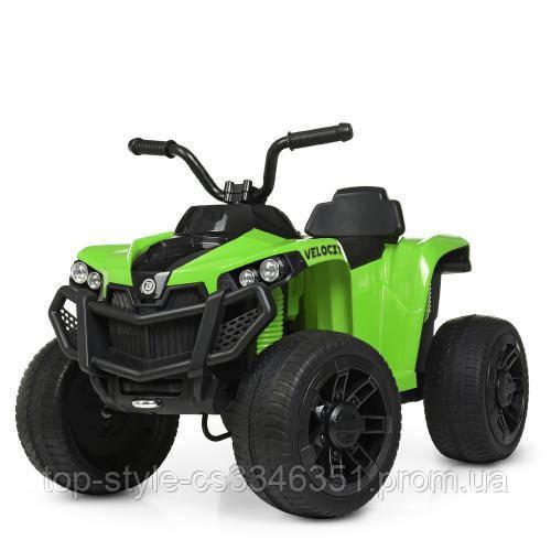 Квадроцикл Bambi M 4229 EBR-5 Зеленый
