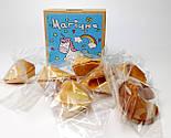"""Подарочный набор """"Магия твоих желаний"""": печенье с предсказаниями """"Магическое"""" и спортивная пластиковая бутылка, фото 3"""