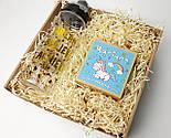 """Подарочный набор """"Магия твоих желаний"""": печенье с предсказаниями """"Магическое"""" и спортивная пластиковая бутылка, фото 8"""