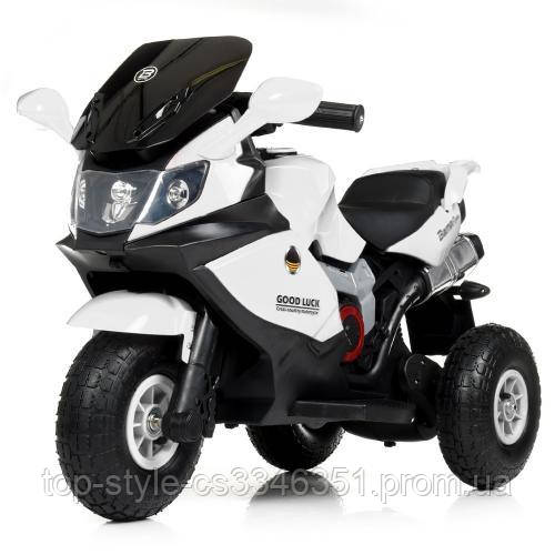 Мотоцикл Bambi M 4189AL-1 Белый
