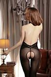 Сексуальна боді сітка сексуальная боди-сетка эротическое белье, фото 3