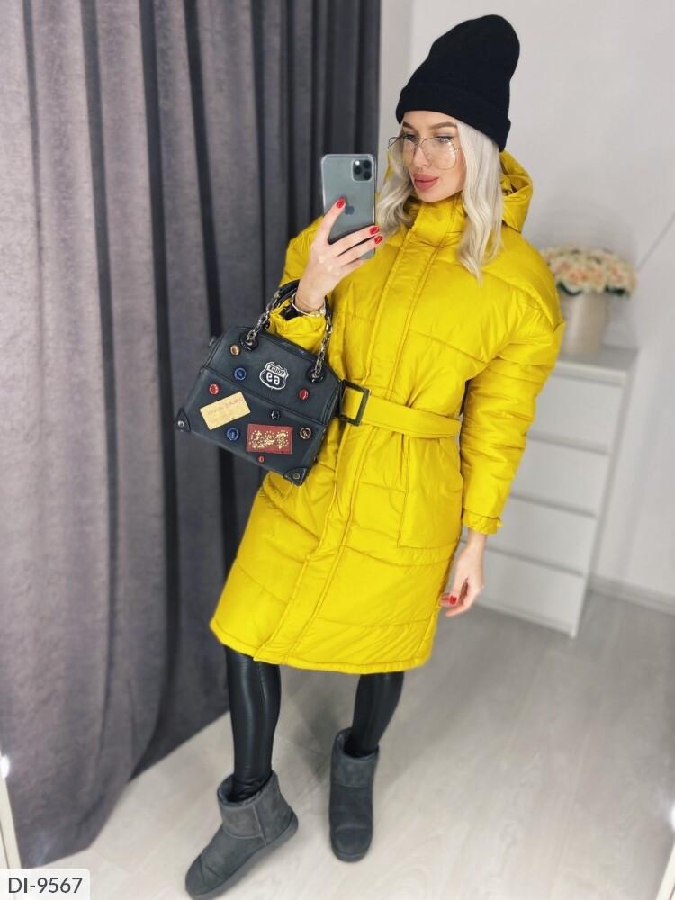 Женская куртка. Цвета на фото. Размер: 42,44,46 Ткань :синтепон 200.