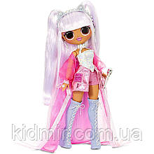 Лялька ЛОЛ ОМГ Ремікс Королева Кітті Кей L. O. L. Surprise! OMG Remix Kitty K 567240