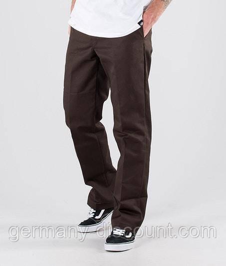 Брюки Dickies Original Work Pants 874 (Dark Brown)