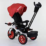 Велосипед трехколесный Best Trike 9500 - 7750 Best Trike Красный, фото 2
