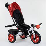Велосипед трехколесный Best Trike 9500 - 7750 Best Trike Красный, фото 3