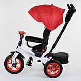 Велосипед трехколесный Best Trike 9500 - 7750 Best Trike Красный, фото 4