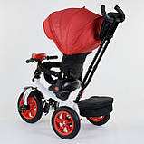 Велосипед трехколесный Best Trike 9500 - 7750 Best Trike Красный, фото 5