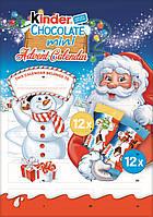 Адвент Календарь Kinder Santa Advent Calendar 135g