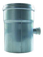Оголовок дымоудаления Ø110, горизонтальный. Для одиночной установки Genus Premium HP 85-150