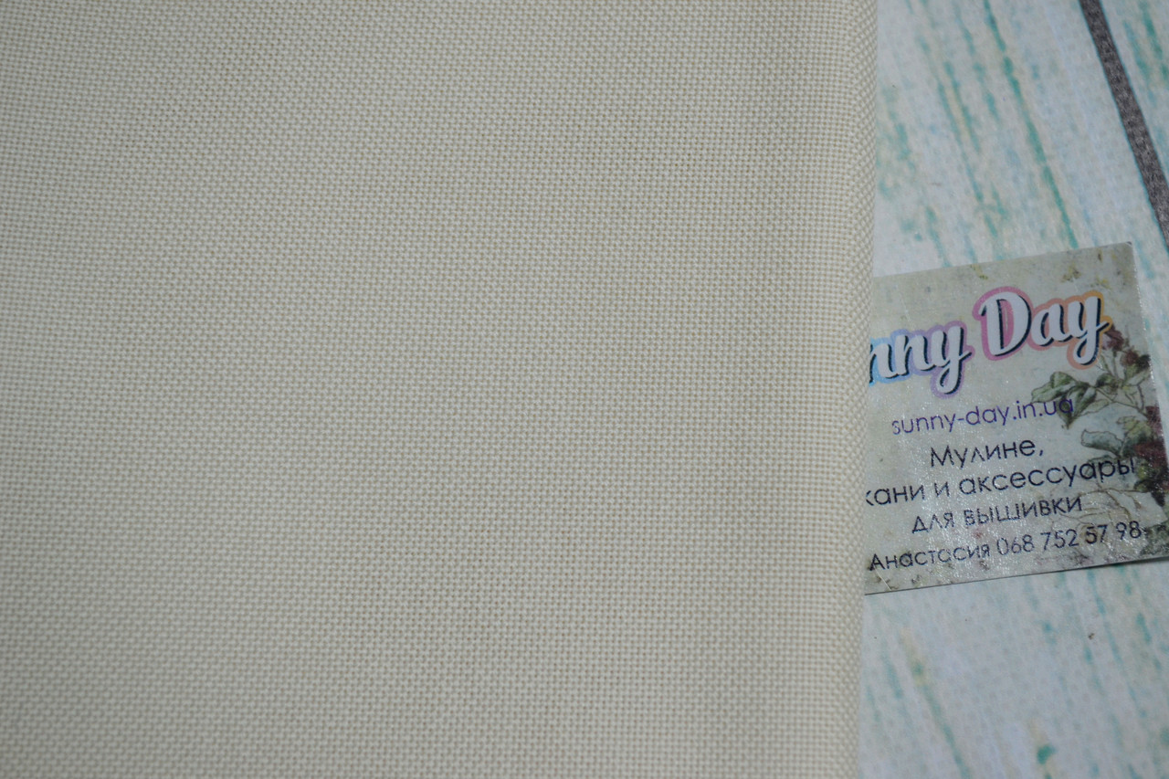 Ткань для вышивки Ubelhor Monika бежевая - 28 каунт