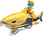"""Набор Сокровища монстров """"Золотая Акула"""" Treasure X Sunken Gold Shark Оригинал из США, фото 3"""
