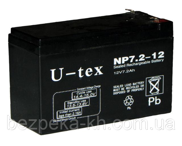 Аккумуляторная батарея U-tex NP7.2-12