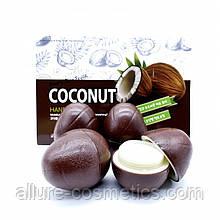Крем для рук Кокос 3W CLINIC every day fresh Coconut Hand Cream