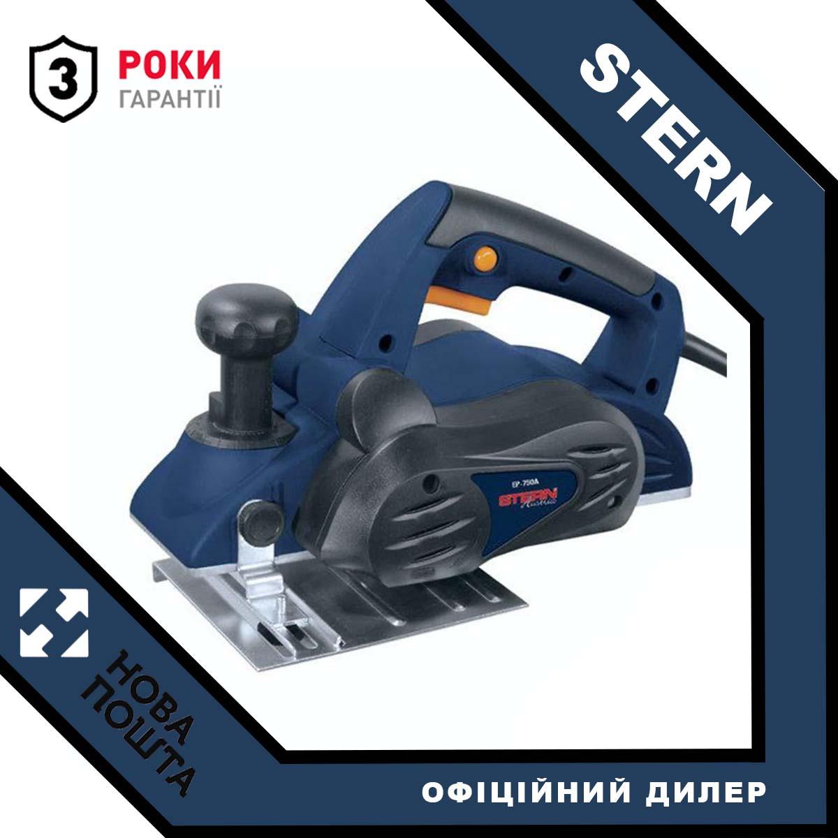 Електрорубанок STERN EP-750 A