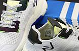 Мужские кроссовки Adidas Nite Jogger в стиле адидас найт джоггер БЕЛЫЕ (Реплика ААА+), фото 7