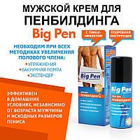 Big Pen крем для увеличения члена 20г Биоритм (Россия, Оригинал) hotdeal