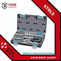 Набор ручного инструмента STELS CrV 29 пр. 14100