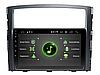 "Автомагнитола штатная Incar DTA-6104RF Mitsubishi Pajero Wagon Android 10 9""+Navi with amp"