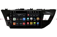 Автомагнитола штатная RedPower 61066 Toyota Corolla (2013-2016)