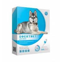 Краплі протипаразитні для собак Эффектвет 1мл (на 20кг)