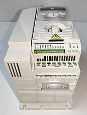 Б/У Частотный преобразователь ABB ACS150-01E-07A5-2. 1,5 кВт. Требует ремонта, сгорел силивой модуль, фото 3