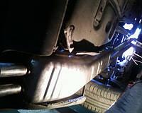 Глушитель БМВ Е34