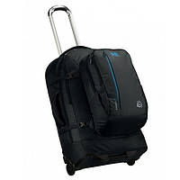 Сумка-рюкзак на колесах Vango Exodus 60+20 Grey/Blue