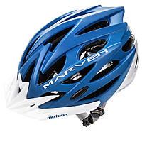 Велошлем защитный Meteor Marven (original) кросс-кантрийный с регулировкой, шлем велосипедный M