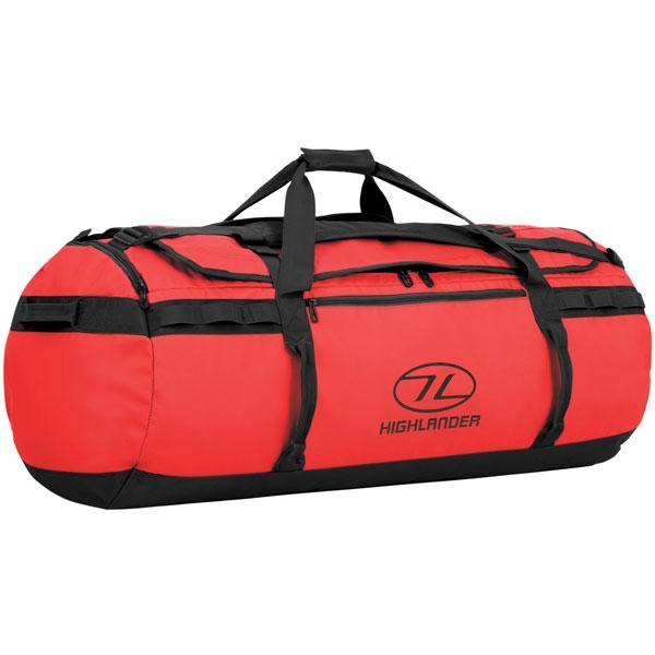Сумка-рюкзак Highlander Storm Kitbag 120 Red