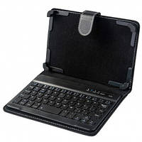 """Чехол (обложка) Универсальный с Bluetooth-клавиатурой 10.2 """"HQ-Tech LH-SKB101BT Black (Назначение - планшеты с"""