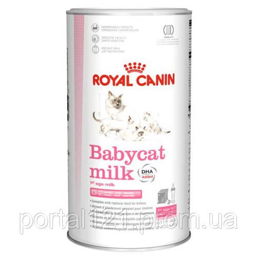 Заменитель молока Royal Canin Babycat Milk для котят, 300 г