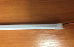 Накладной светодиодный светильник наборной 7W 6500К IP65 300мм Код.59779