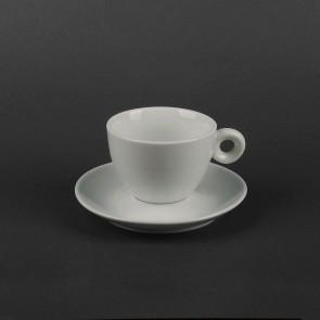 Набір чайний HLSЧашка 200 мл + блюдце (HR1308)