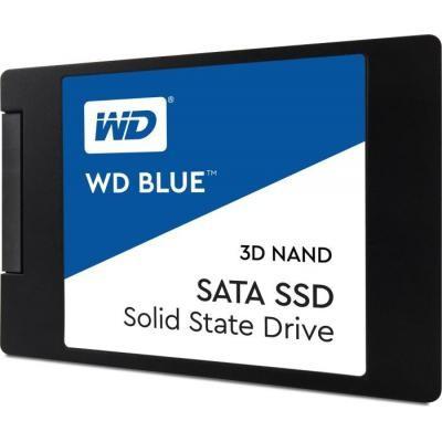 """Внутренний накопитель SSD 2.5"""" 250GB WD Blue Marvell 3D (WDS250G2B0A)"""