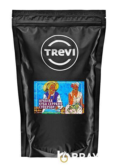 Кофе в зёрнах Trevi Арабика Куба Серрано Супериор 500 г