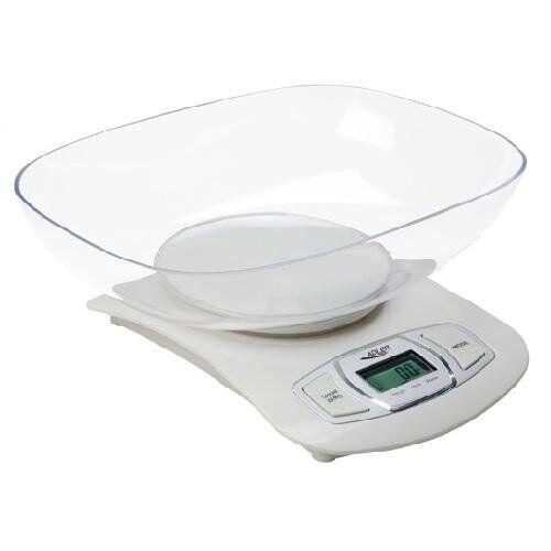 Весы кухонные Adler AD 3137 white