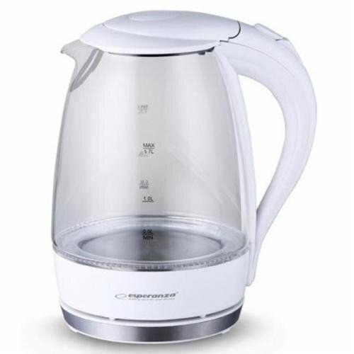 Чайник Esperanza EKK011W Angel white 1,7L