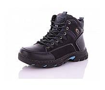 Ботинки зимние 36-41 р черные арт 5189 Paliament