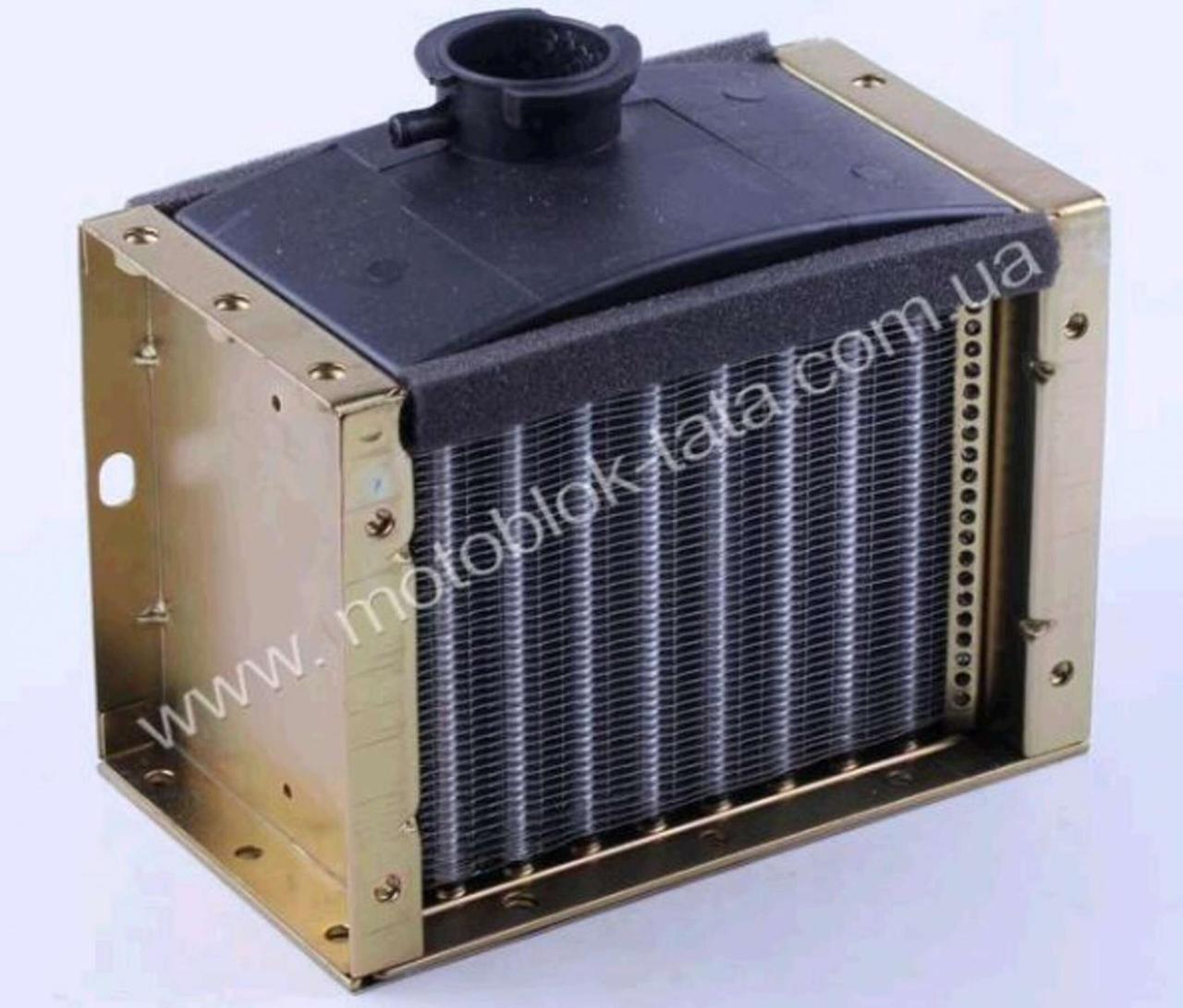Радиатор на Мотоблок 175N/180N (7/9 Hp Лошадиных Сил) (алюминиевый) TD