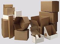 Продам ящик картонный б/у