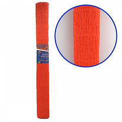 Креп-Бумага 150% Размер 50*200см, 95г/м2, Персиковый