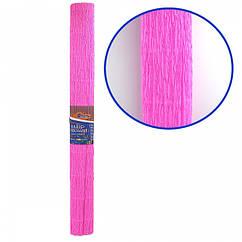 Креп-Бумага 150% Размер 50*200см, 95г/м2, Розовый